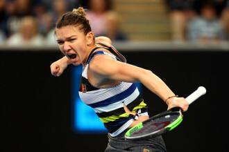 Simona Halep s-a calificat fără emoții în optimile turneului de la Roma