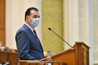 Orban, în Parlament: Şcoala începe pe 14 septembrie. Cred că localele pot fi organizate în bune condiții