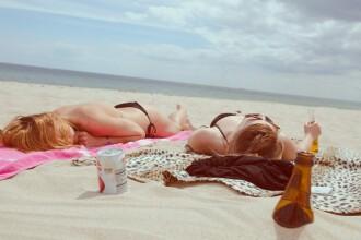Invazie de meduze veninoase pe plajele din Spania. Turiștii sunt disperați
