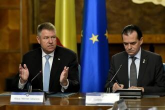 """Iohannis: """"Vă rog pe toți, purtați mască, păstrați distanța, ca să scăpăm de această epidemie"""". Ce spune despre interlopi"""