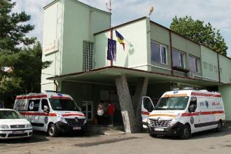 Focar de coronavirus la Ambulanța din Brașov. 2 medici, infectați, declarați inițial sănătoși, din cauza unei greșeli
