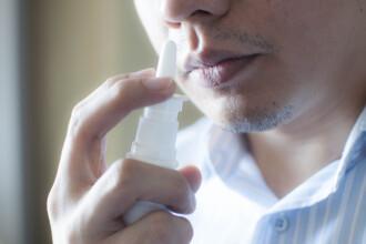 A fost creat sprayul nazal care ar putea împiedica infectarea cu noul coronavirus. Ce spun experții