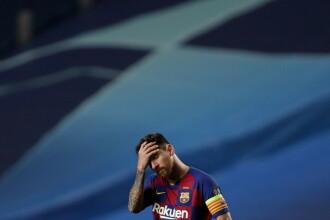 FC Barcelona are un nou antrenor după dezastrul din Liga Campionilor. Ce se va întâmpla cu Messi