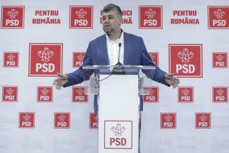 Marcel Ciolacu: Sunt suficiente voturi ca moţiunea de cenzură să treacă şi fără UDMR