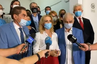 Lista lui Firea. Petre Roman, Mitică Dragomir și Cornel Dinu sunt candidați PSD la CGMB