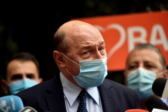 """Băsescu îi critică pe Iohannis și pe Orban după creșterea cazurilor de Covid-19: """"Sacrifică un popor"""""""