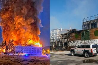 """Incendiu la """"hotelul vedetelor"""" din Marbella. Un bărbat a murit și alți 9 turiști au fost răniți"""