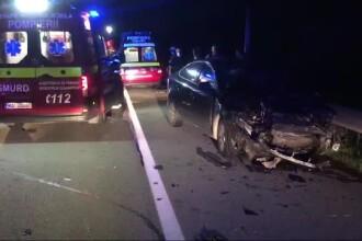 Un copil de 7 ani a murit şi alte 6 persoane au fost rănite după ce un șofer nu a acordat prioritate