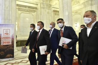 PSD anunță listele finale ale candidaţilor pentru alegerile parlamentare
