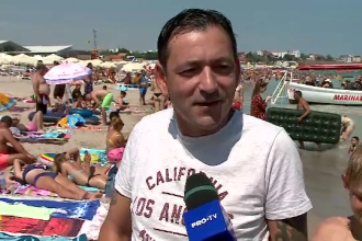 """Românii au uitat de pandemie și s-au înghesuit pe litoral. """"Vrei să te distrezi? Las-o naibii de mască"""""""