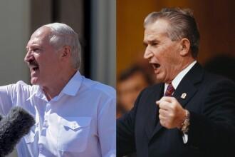 Bloomberg: Legăturile dintre situația din Belarus și căderea regimului Ceaușescu