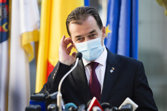 """Reacția lui Ludovic Orban, întrebat când se va vaccina anti-Covid: """" Există o ordine de priorităţi"""""""