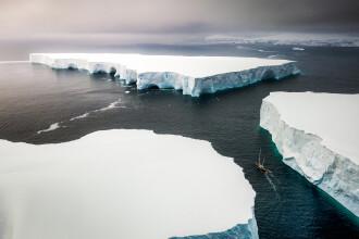 """Pământul ar fi pierdut aproape 30 de trilioane de tone de gheață: """"Ce am descoperit ne-a șocat"""""""
