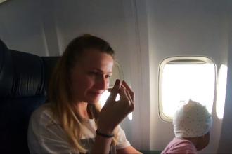 Închiriază avioane pentru a duce copiii grav bolnavi la tratamente în străinătate