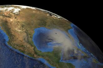 Uraganul Laura amenință coastele SUA. Experții anunță o catastrofă. VIDEO