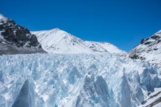 Oamenii de știință au calculat cât de rece era pe Pământ la apogeul ultimei ere glaciare