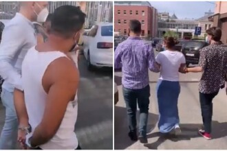 Suma uriașă furată de doi tineri din geanta unui bucureștean care dorea să plătească taxe