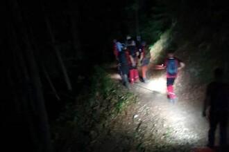 Doi turiști, rătăciți pe Jepii Mari din Bucegi. Cum i-au găsit salvamontiștii după câteva ore