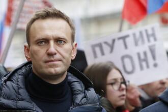 Expert rus: Navalnîi a fost victima stresului, alcoolului sau alimentaţiei, nu a unei otrăviri