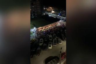 Vali Vijelie, amendat pe litoral după o petrecere care nu respecta distanțarea socială