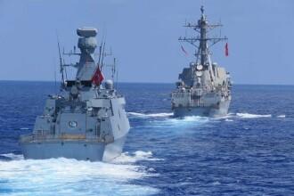 Turcia efectuează noi manevre militare în Mediterana de Est. Cât vor dura