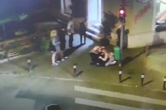 Cine e criminalul tânărului înjunghiat în centrul orașului Satu Mare. Băiatul venise în concediu în țară