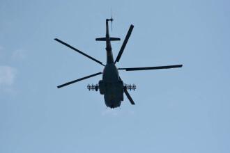 Un elicopter s-a prăbușit în Germania. Cel puțin trei oameni au murit
