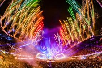 Festivalul UNTOLD a adus în Cluj-Napoca peste 35 de milioane de euro