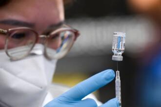 Autorităţile sanitare franceze recomandă ca a treia doză să fie administrată odată cu vaccinul antigripal