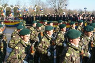 De 1 decembrie, au avut loc parade fastuoase la Bucuresti si Alba Iulia!