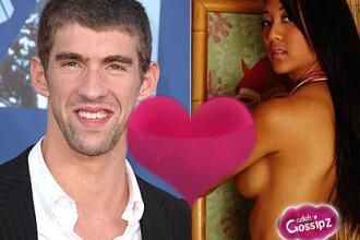 Uite in ce ape se scalda iubita lui Michael Phelps!