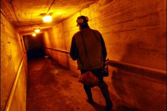 1 Decembrie: Minerii care au vrut sa iasa la lumina