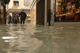 Potopul a facut ravagii in Italia