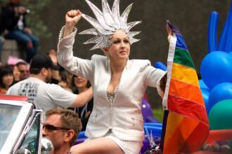 Homosexualii i-au venit de hac lui Cindy Lauper