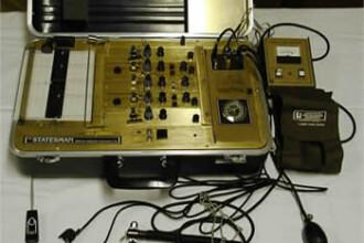 Se trece la testul cu detectorul de minciuni in cazul focoaselor furate