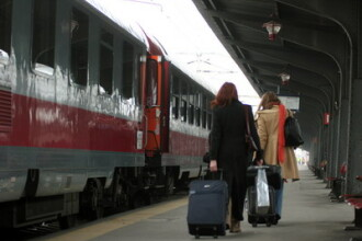 Din 14 decembrie, incep sa circule Trenurile Zapezii - stiri scurte interne
