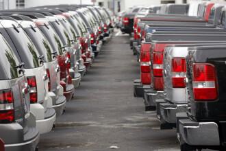 Sute de inmatriculari auto anulate. Acte false pentru taxa de poluare