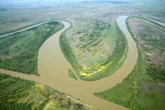 Delta Dunarii, distrusa de braconaj si poluare