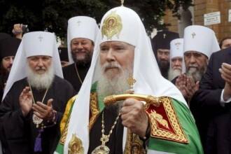 Preafericitul Daniel participa la funeraliile Patriarhului Alexei al II-lea