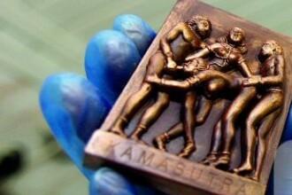 Romanii pot manca ciocolata porno!