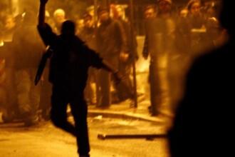 Un licean a fost impuscat la Atena