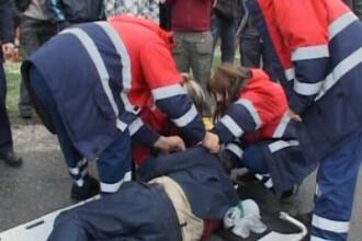 Un tanar a murit, alti 2 au fost raniti intr-un accident la Ramnicu Valcea