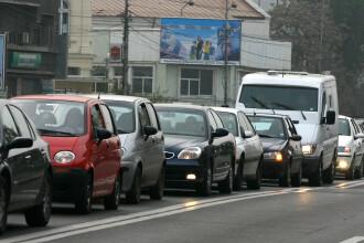 Taxa auto incinge spiritele. Soferii au iesit in strada