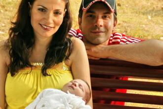 Iubire nascuta pe platourile de filmare: Ioana si Papi