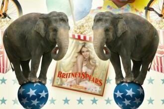 Britney Spears, acuzata de violarea drepturilor animalelor