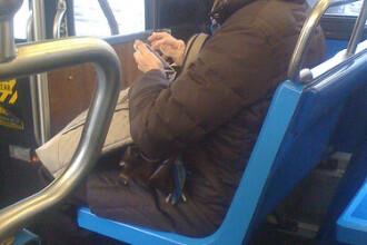 Bunicutele, agresoare de soferi de autobuz
