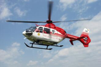 Barbat in coma dupa un accident rutier petrecut pe DN7