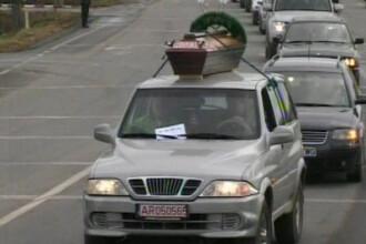 Taxa auto din nou in Timisoara. Poate-n toata tara!