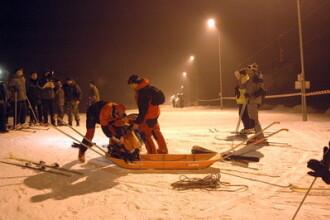 Nebunii de weekend la munte: schi, sanius si bucate traditionale!