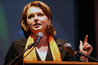 Roberta Anastase, principalul candidat PD-L la sefia Camerei Deputatilor